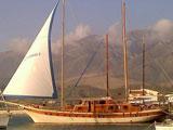 location bateau Kaja Guneri ll