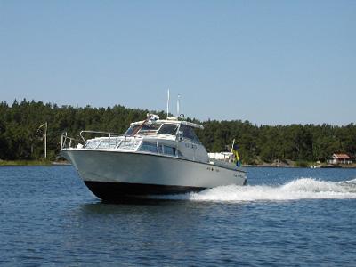 Location bateau  Coronet 31