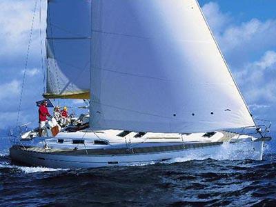 location bateau Oceanis 39.3 Clipper