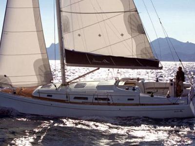 location bateau Hanse 370E