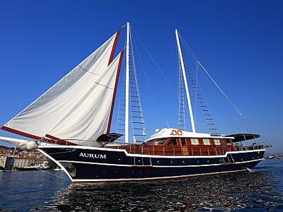 location bateau Aurum