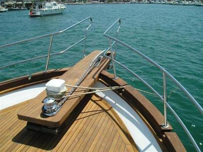 location bateau Gangaro