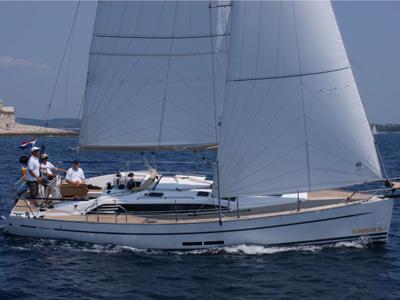 location bateau Sunbeam 36.1