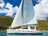 location bateau Leopard 4300