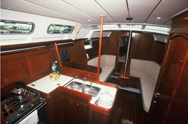 innen Oceanis Clipper 373