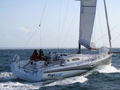 Location bateau  Pogo 10.50
