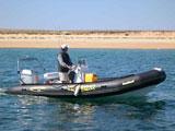 location bateau Bombard Db600