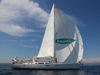 location bateau Garcia 70