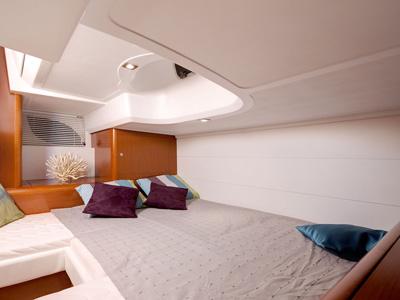 intérieur Flyer GT 38