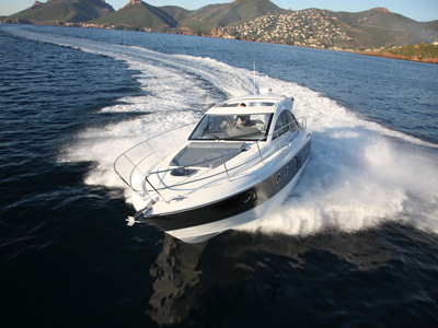 location bateau GT 38