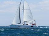 location bateau Catana 55 Carbon Infusion