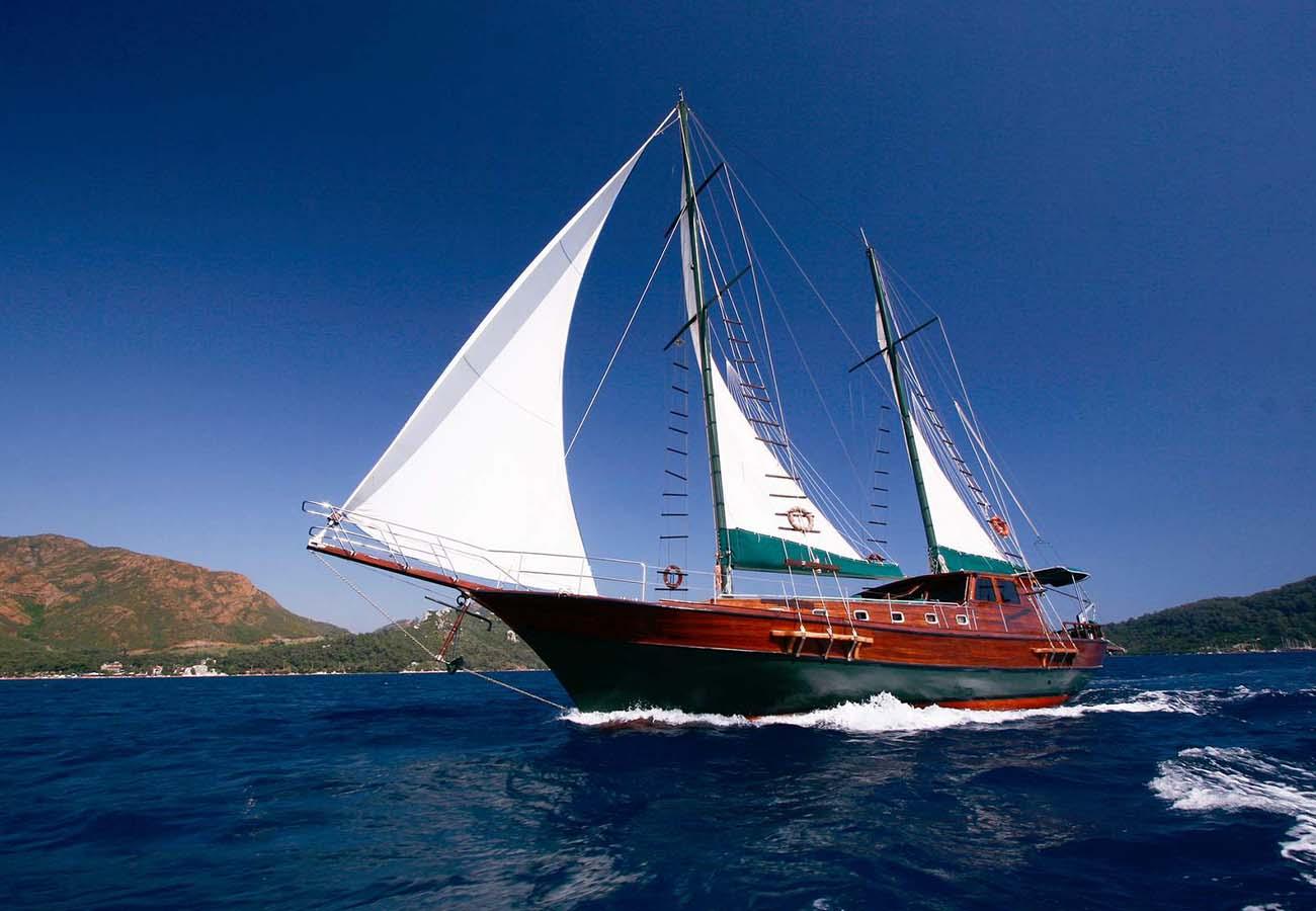 location bateau Dora Deniz