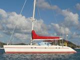 location bateau Lagoon 55