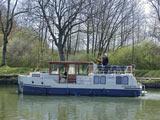 location bateau Kormoran 1140
