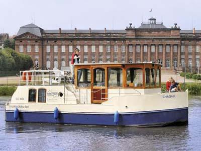 location bateau Kormoran 940