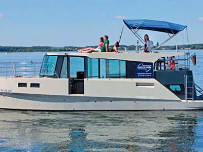 location bateau Aquino 1190