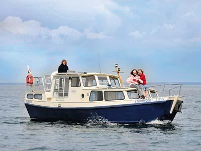 location bateau Tjonger