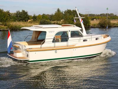 Location bateau  Linssen 25.9