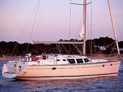 location bateau Jeanneau 43