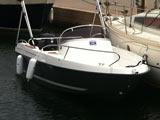 location bateau Cap Ferret 452 Open
