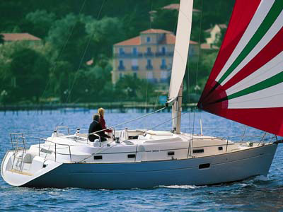 location bateau Oceanis 36 CC Clipper