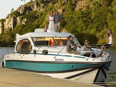 location bateau Estivale Quattro S