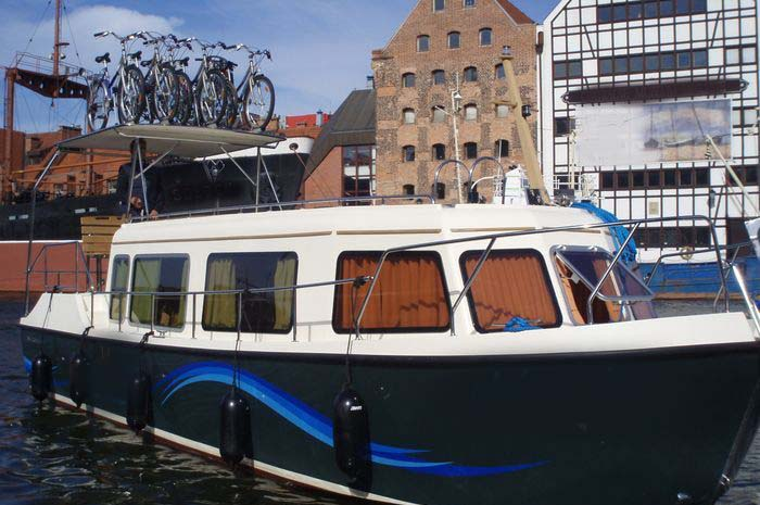 location bateau Haber 33 Reporter