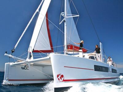 location bateau Catana 42 Custom