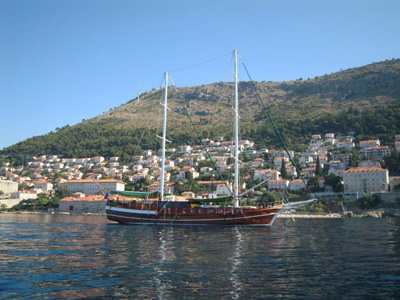 Location bateau  Anna Marija