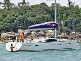 location bateau Moorings 413