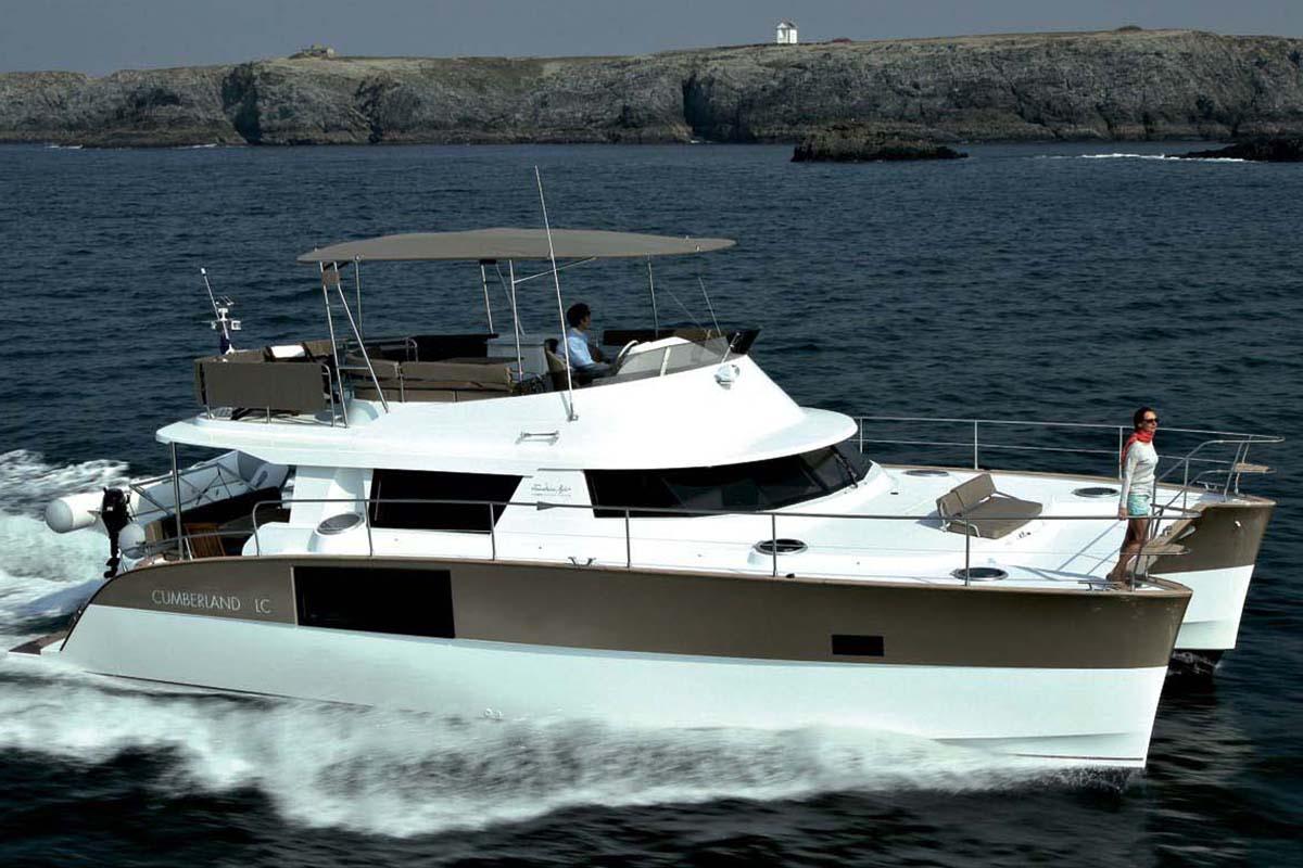 location bateau Cumberland 47 LC
