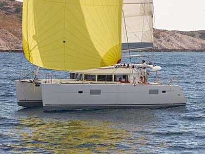 location bateau Lagoon 400 S2