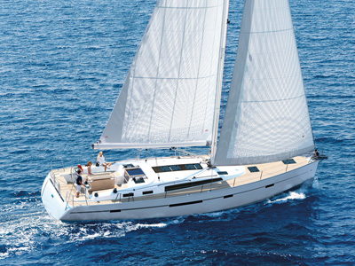 outside Bavaria Cruiser 56