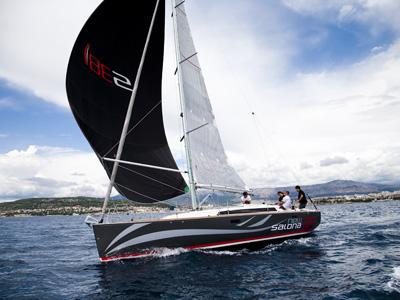 location bateau Salona 38