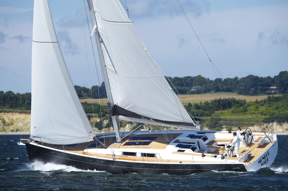 location bateau Hanse 575