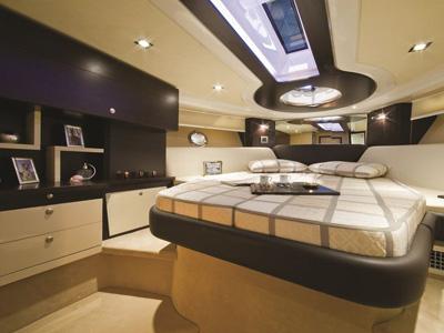 intérieur Cranchi Atlantique 43