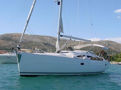 location bateau Elan 384