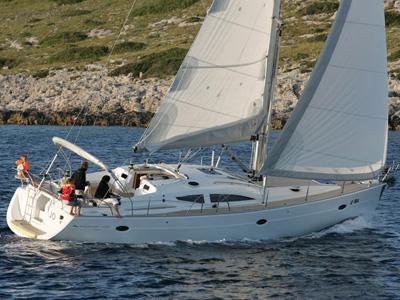 location bateau Elan 434