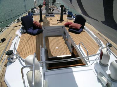 location bateau Swan 651