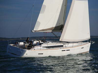 location bateau Sun Odyssey 439i perf