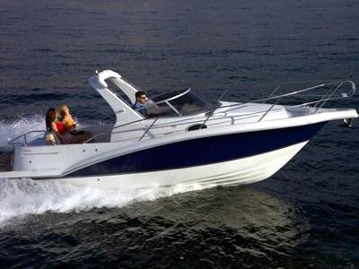 location bateau Faeton 26 Scape