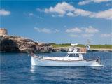 location bateau Menorquin 150