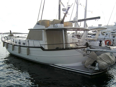 location bateau Menorquin 180