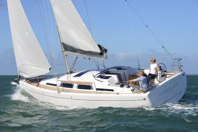 location bateau Hanse 345