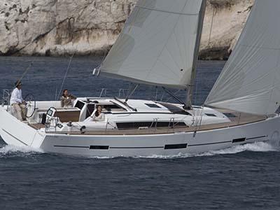 location bateau Dufour 410 GL