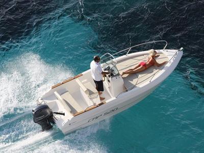location bateau Capelli Cap 520