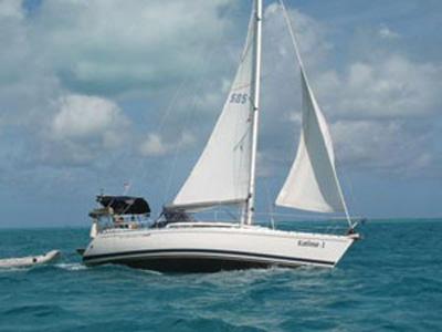 location bateau First 32