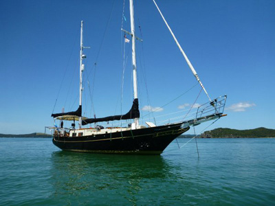 location bateau Formosa 41