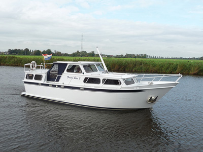 extérieur Frisian Star