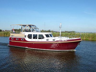 location bateau Babro Classic 1150 XL